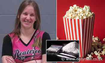 Minnesota movie theater manager, 39, 'sold popcorn with COCAINE hidden inside for $100 a bag'