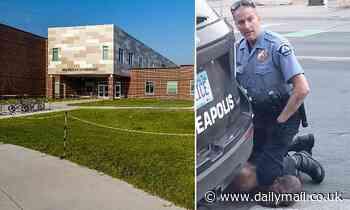 North Dakota teacher put on leave 'after having fifth-graders reenact George Floyd murder'