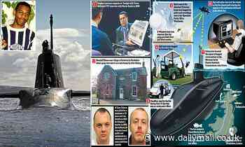 The submarine sent to sink Stephen Lawrence's killers