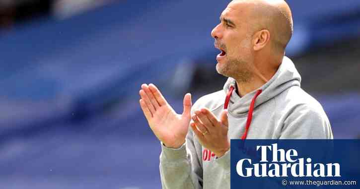 Manchester City's form may have helped squad fitness says Pep Guardiola