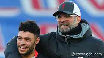 Klopp insists Oxlade-Chamberlain still has Liverpool future - and backs Thiago to show his best form next season