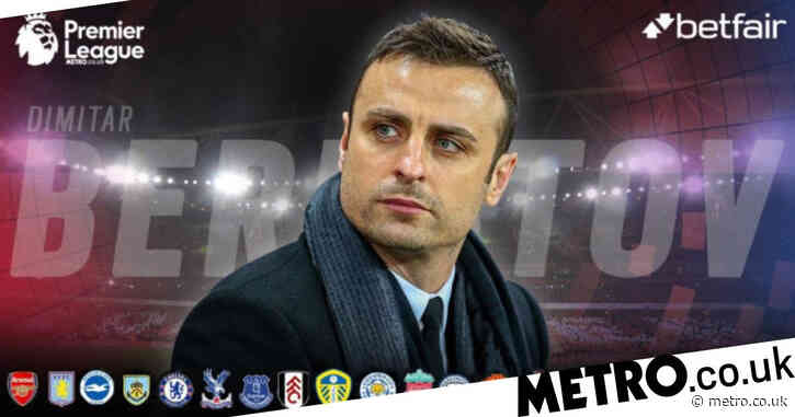 Dimitar Berbatov's Premier League predictions including Manchester City vs Chelsea