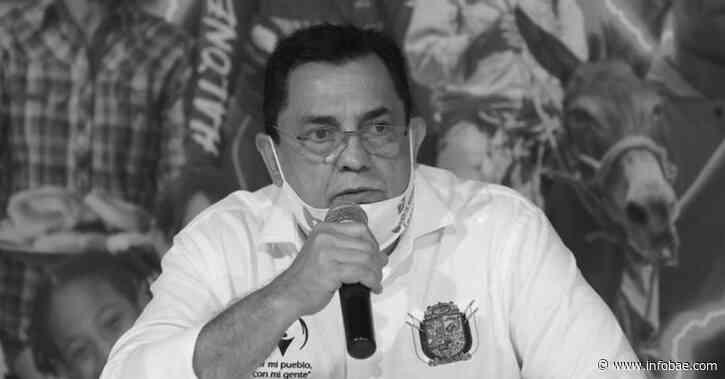 Murió, por complicaciones de covid-19, alcalde de Titiribí, Antioquia - infobae