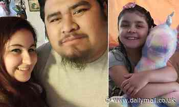 Father and stepmother burned daughter, 11, with pitchfork prior to her death