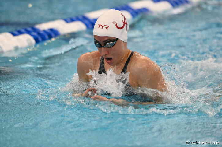 SwimSwam Pulse: 61% Pick Geer & Bama For Highest New-Coach SEC Finish
