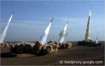US-Israel Team To Battle Iran Missiles