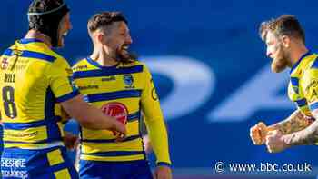 Challenge Cup: Catalans Dragons 6-16 Warrington Wolves