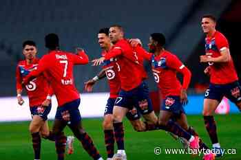 Canada's Jonathan David scores milestone goal as Lille moves 4 points ahead of PSG