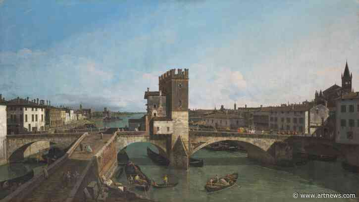 Christie's to Auction $17 M. Bellotto Landscape Poised to BreakRecord