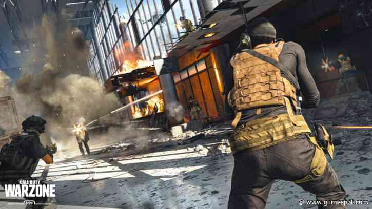 Call Of Duty: Warzone Double XP Now Live