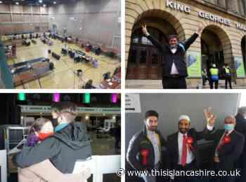 Election results 2021: Blackburn with Darwen, Hyndburn, Burnley - This Is Lancashire