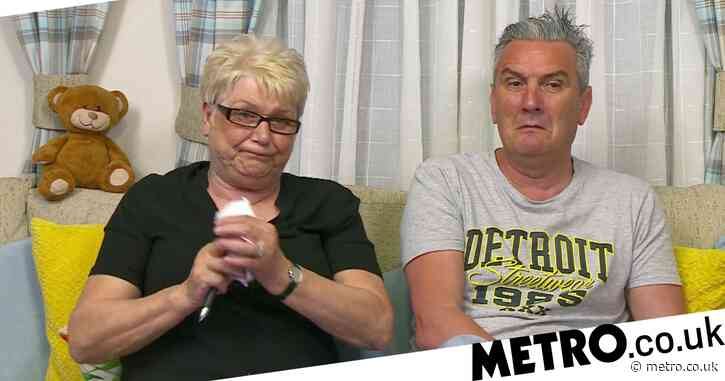 Gogglebox star Jenny Newby rips up Line of Duty notebook as she fumes over H reveal