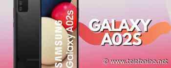 Samsung Galaxy A02s a prezzo BOMBA (-40€) - Telefonino.net
