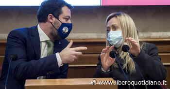 """Matteo Salvini, bomba sulla Meloni: """"Albertini e Bertolaso si sono stancati dei no. Ora avete alternative?"""" - Liberoquotidiano.it"""