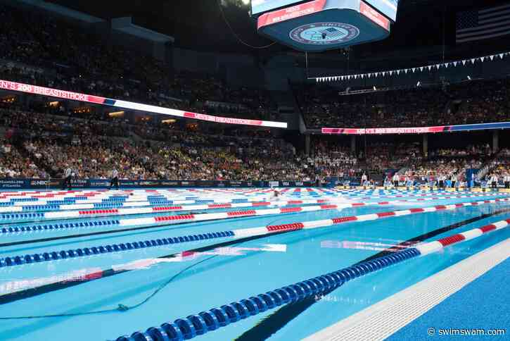 Swim of the Week: Patrick Sammon's Huge Drop to 50.0 In the 100 Free