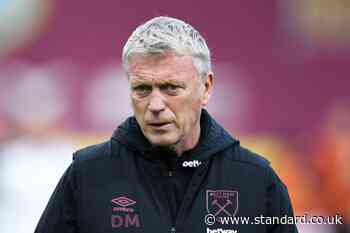West Ham yet to hit the heights of Everton's 2005 Champions League team, admits David Moyes