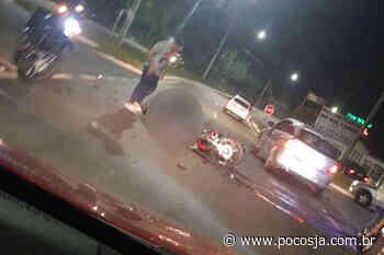 Motociclista morre em acidente na avenida Wenceslau Braz - POÇOS JÁ