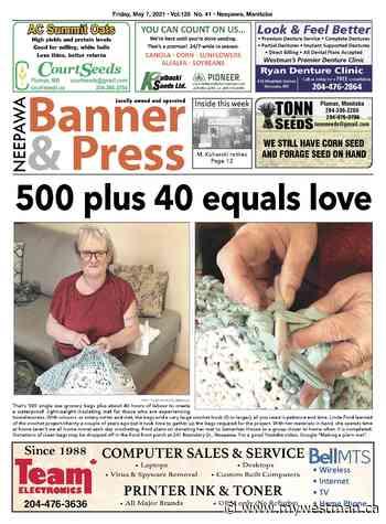 Friday, May 7, 2021 Neepawa Banner & Press - myWestman.ca