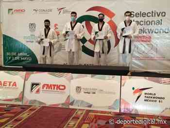 Plata para Alberto Gómez en Selectivo Nacional rumbo al Campeonato Panamericano de Taekwondo - Deporte Digital MX