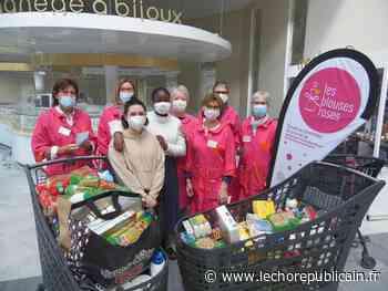 Deux jours de collecte organisés par les Blouses Roses de Chartres pour les étudiants - Echo Républicain