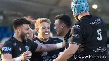 Rainbow Cup: Glasgow Warriors 29-19 Edinburgh - hosts take back 1872 Cup