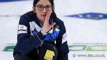 World Women's Curling Championship: Scotland's play-off dreams fade after Denmark defeat