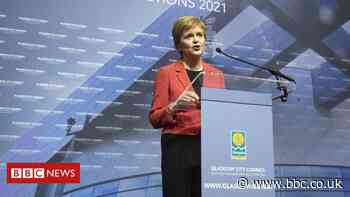 Scottish election 2021: Nicola Sturgeon holds Glasgow Southside seat