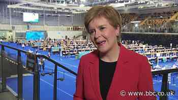 Elections 2021: Sturgeon on Scottish results and SNP record