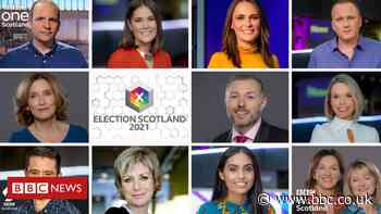 Scottish election results 2021: BBC Scotland's results coverage