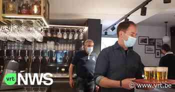 Brouwerij Alken-Maes geeft horecapersoneel cursus pinten tappen - VRT NWS