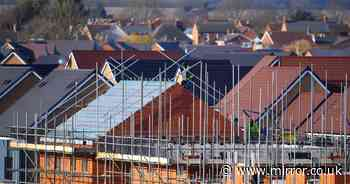 More than a million homes unbuilt despite planning approval amid housing crisis