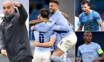 Pep Guardiola's new deal and Ruben Dias... How Manchester City have claimed back their crown