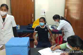 Hima Das Gets First Coronavirus Vaccine Shot, Urges People to Take Jabs Too - News18