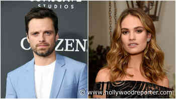 Hulu Debuts First Images of Lily James, Sebastian Stan in 'Pam & Tommy' - Hollywood Reporter