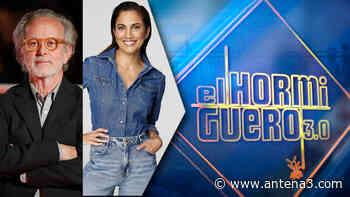 El martes, noche de cine en 'El Hormiguero 3.0' con Fernando Colomo y Toni Acosta - Antena 3