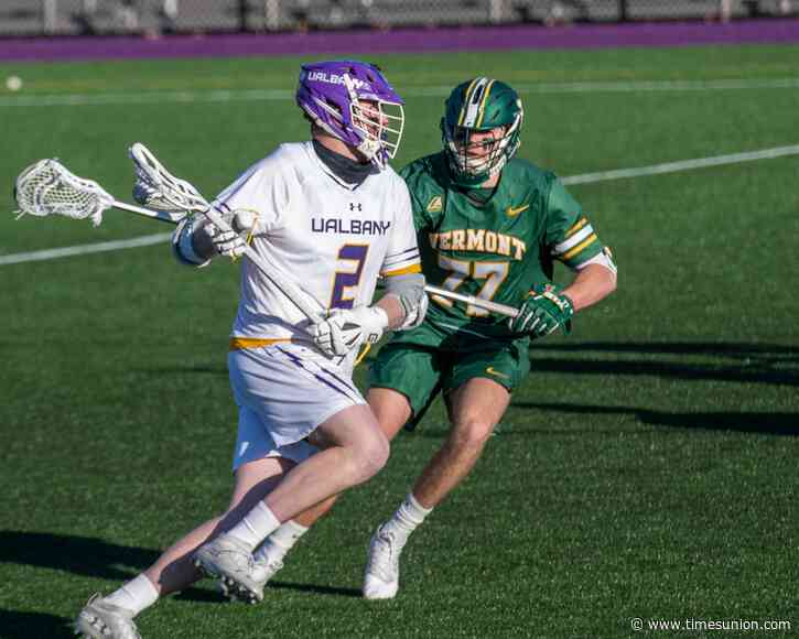 UAlbany men's lacrosse must solve Vermont in America East championship