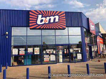 B&M débarque à Niort et Chasseneuil du Poitou - lepetiteconomiste.com
