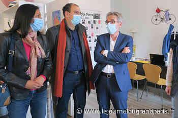 Départementales en Seine-Saint-Denis : la gauche affiche son unité à Aubervilliers - Le Journal du Grand Paris