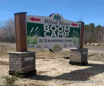 Blind River's Boom Camp Road reopens - ElliotLakeToday.com
