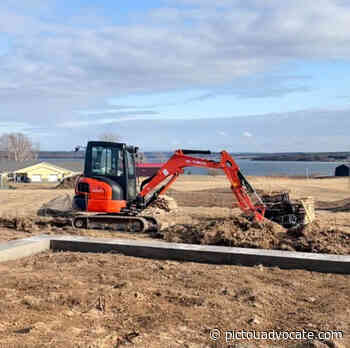 Third, final phase of Harbour Crossing development underway - pictouadvocate.com