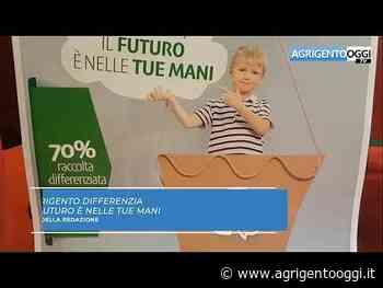 """Parola d'ordine sensibilizzazione, presentata la campagna """"Agrigento differenzia"""" (VIDEO) - AgrigentoOGGi.it"""