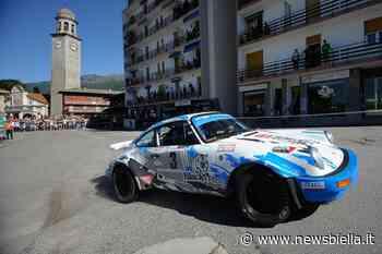 Il 10° Rally Lana Storico scalda i motori, è conto alla rovescia - newsbiella.it