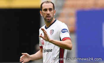 Cagliari, al Vigorito serve tutta l'esperienza del miglior Diego Godin - Cagliari News 24