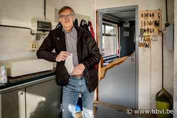 Dieven weg met inhoud kluis van voetbalclub Weerstand Koersel - Het Belang van Limburg