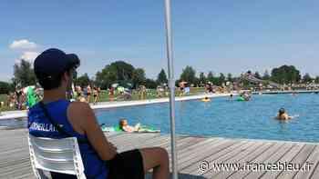 Beaune Côté Plage donne rendez-vous aux baigneurs dès le 5 juin avec une jauge de 1000 personnes par jour - France Bleu