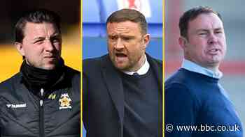 League Two: Cambridge, Bolton and Morecambe in three-way final day promotion race