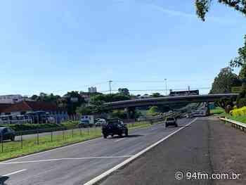 Concessionária interdita parcialmente a Rondon para melhorias no pavimento - 94fm.com.br