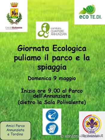 Giulianova, giornata ecologica al parco e alla spiaggia dell'Annunziata - Ultime Notizie Cityrumors.it - CityRumors.it