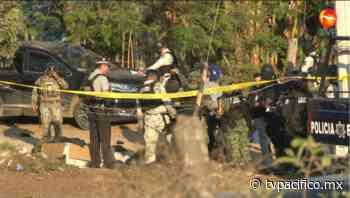 Enfrentamiento entre civiles y policías estatales en Loma Bonita | Seguridad | Noticias | TVP - TV Pacífico (TVP)