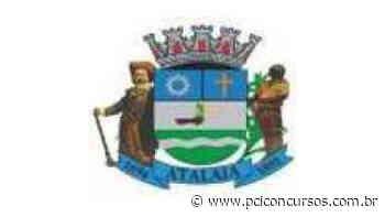 Prefeitura de Atalaia - AL divulga Processo Seletivo para Agente Comunitário de Saúde - PCI Concursos